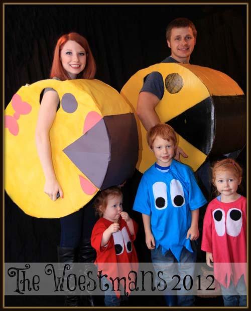 10 id es de costume pour se d guiser en famille pour halloween - Idee de deguisement sans acheter ...