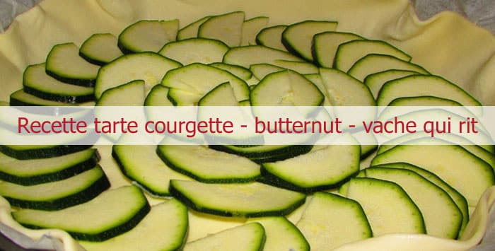 recette de tarte courgette butternut et vache qui rit papa panique. Black Bedroom Furniture Sets. Home Design Ideas